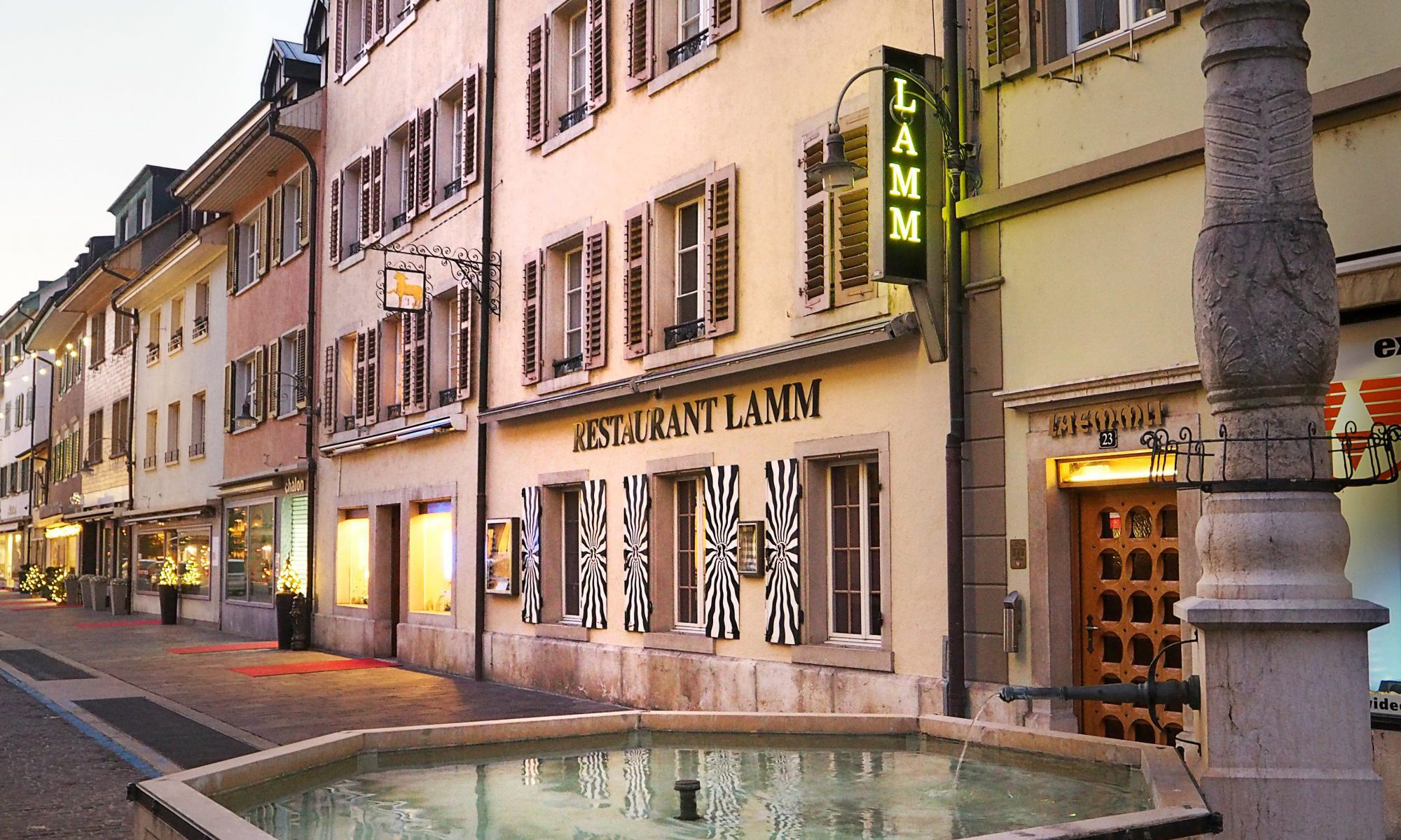 Restaurant Lamm Laufen